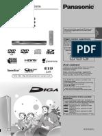 Manual DVD Recorder Panasonic.PDF