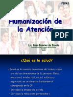 Humanizacion de La Atencion1[1]