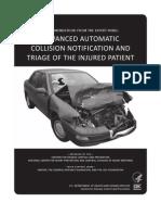 Advanced Automotive Collision Notification