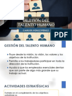 Gestión Del Talento Humano UAC