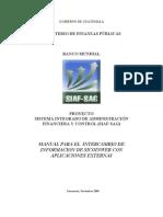 Manual SIAAF