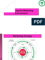 4 Analyzing the Marketing Environment