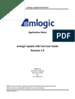 Amlogic Update Usb Tool User Guide