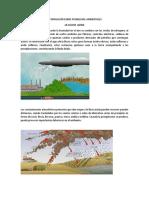 Información Sobre Problemas Ambientales