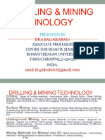 Drilling and Mining_unit1