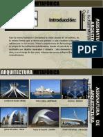 Arquitectura Metaforica