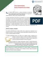 DOCUMENTO SEMANA DOS Auditoria Administrativa