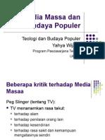 Media Massa dan Budaya Populer