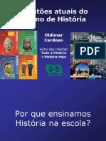 Questc3b5es Atuais No Ensino de Histc3b3ria (1)