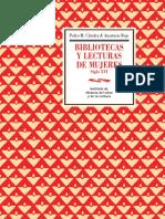 CATEDRA y ROJO_Bibliotecas y lecturas de mujeres.pdf