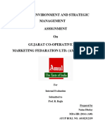 value chain analysis Amul.docx
