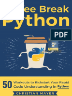 [smtebooks.eu] Coffee Break Python 1st Edition.Pdf