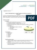 Resumen Progreso de La Lesión Cariosa en Esmalte, Dentina y Cemento