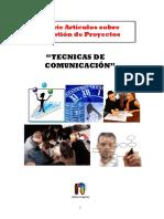 Tecnicas de Comunicacion PDF