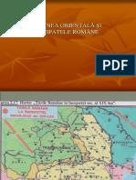 Prezentare Tarile Romane Si Problema Orientala Cls. 10