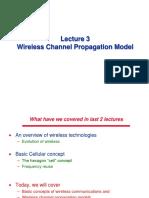 WINSEM2018-19 ECE4009 ETH TT631 VL2018195006523 Reference Material I Propagation Models
