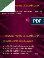 TIPOS DE MUROS DE ALBAÑILERIA.ppt