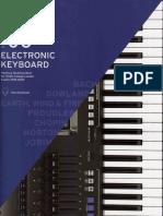 trinity grade 6 keyboard