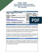 agenda de trabajo Cálculo Integral Noche Rut h Susana Sánchez.docx