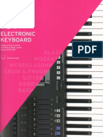 Trinity grade 7 keyboard