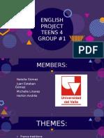 Proyecto Ingles Francia