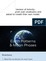 earth patterns   moon phases activity version 1