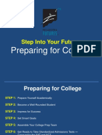 Step Up to College Preparing for College