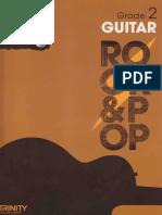 trinity rock and pop guitar grade 2