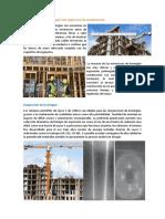 Inspecciones de Hormigón Con Rayos X en La Construcción