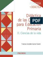 Didáctica de las Ciencias para Educación Primaria - Francisco González García.pdf