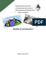 Informe Contabilidad Basica