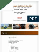 Estrategia de rehabilitación de ductos deteriorados con Tite Liner™
