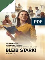 BLEIB STARK!