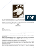 Carta Encíclica Mortalium Animus - Pio XI.docx