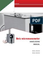 Betz Manual NL en Web