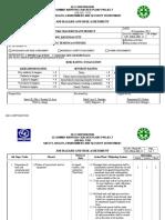 7105 JHRA 008 12 Pneumatic Testing Activities