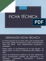 Ficha Tecnica PRODUCCION 2