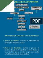 MOLDEO Y FUNDICION