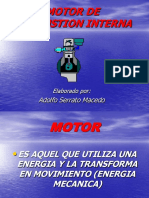 Motor de Combustion Interna 1