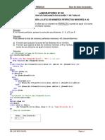 Programación de Funciones Escalares
