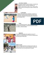 10 Juegos Tradicionales de Guatemala