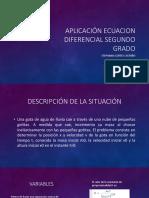 Aplicación Ecuacion Diferencial Segundo Grado (1)