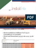 informe TBO componentes