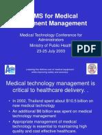 MoPH CMMS presentation FINAL 25Jul03.ppt
