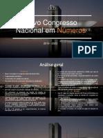 Novo Congresso Nacional em Números 2019-2023