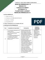 Esquemas de Planes Anuales III - IV - V Ciclo - Bm