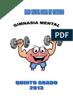 Gimnasia Mental-separta-dia Del Logro