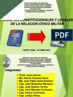 Fundamentos e Integracion Civico Militar