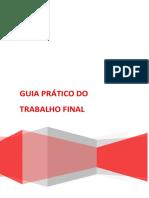Guia Prático do Trabalho Final - PUBLICIDADE