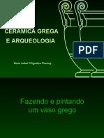 Ceramica Grega -Processo Fabricação